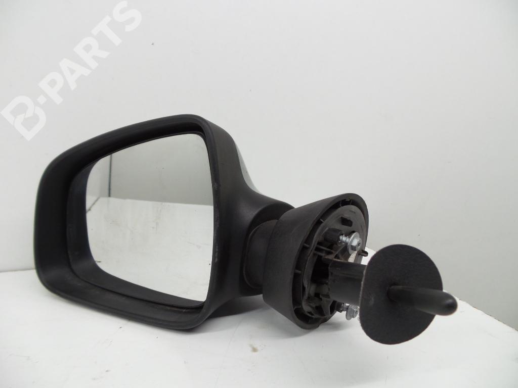 Manual DACIA SANDERO 2008-2012 Left Passenger Side Mirror