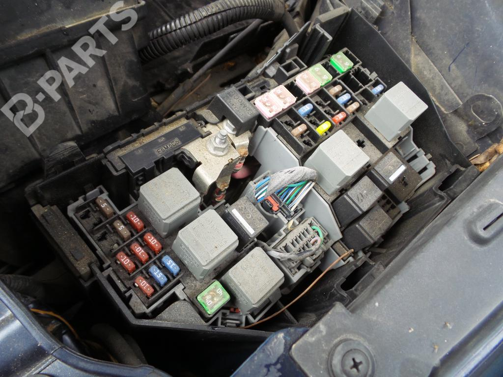 Ford Mondeo Fuse Box Location