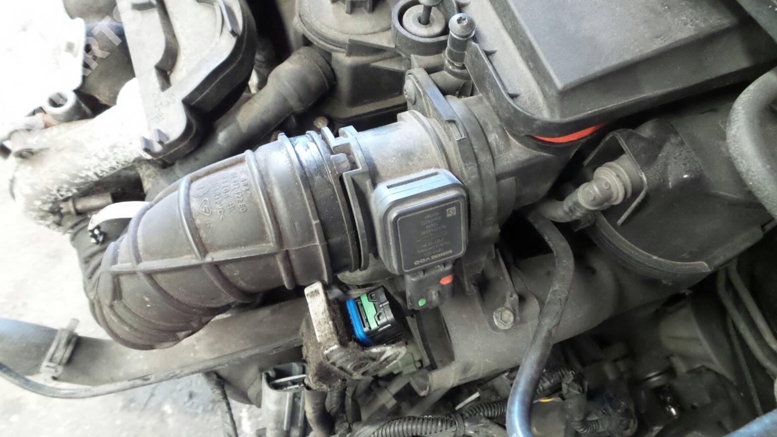 Debimetre D/'air Ford Fiesta Fusion 1.4 TDCI