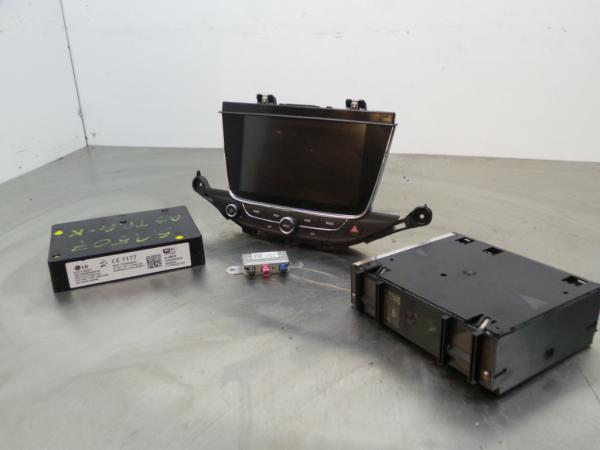 Auto Radio Opel Astra K B16 1 4 Turbo 68 20960972 121500077 B Parts