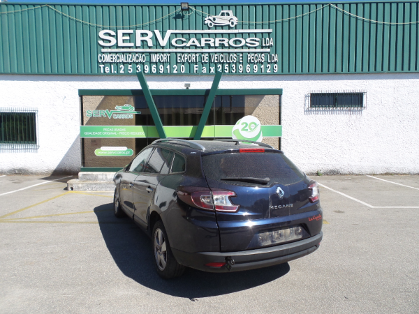 Renault Scenic 2003-2009 1.5 dCi Gearbox TL4 000 6 Speed