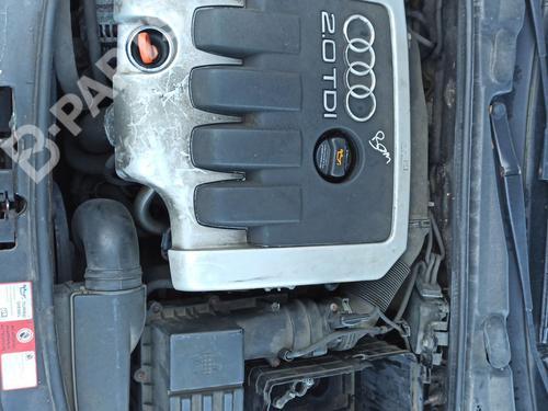 BKD Motor A3 (8P1) 2.0 TDI (140 hp) [2005-2008]  6828150