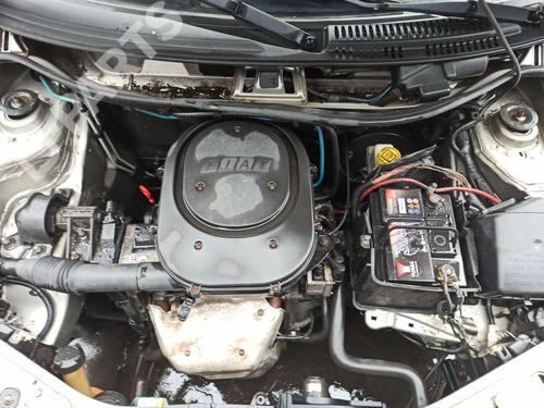 188A4000 Motor PUNTO (188_) 1.2 60 (188.030, .050, .130, .150, .230, .250) (60 hp) [1999-2010] 188 A4.000 6913279