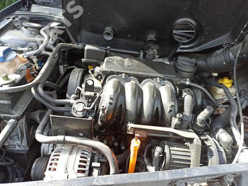 AVU Motor A3 (8L1) 1.6 (102 hp) [2000-2003] AVU 7273656
