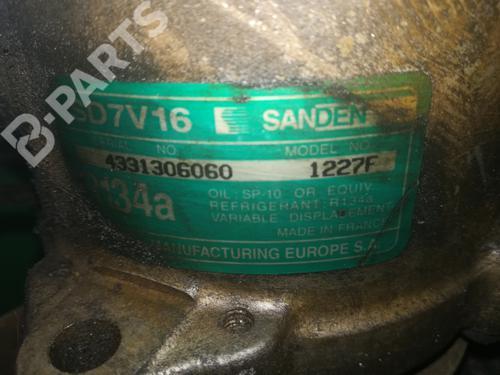 SD7V16 AC Kompressor XSARA (N1) 1.4 HDi (68 hp) [2003-2005]  6230487