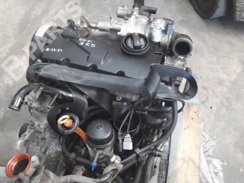BRB Motor A4 Avant (8ED, B7) 1.9 TDI (116 hp) [2004-2008]  6171785