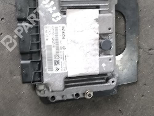 0281011863 Motorstyringsenhet C4 I (LC_) 1.6 HDi (90 hp) [2004-2011]  6177549