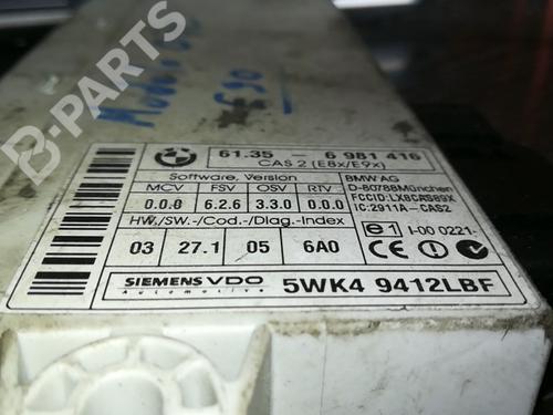 61356981416 Módulo eletrónico 3 (E90) 320 d (163 hp) [2004-2011]  6941948