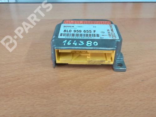 8L0959655 Kollisjonspute styreenhet A3 (8L1)   6189778