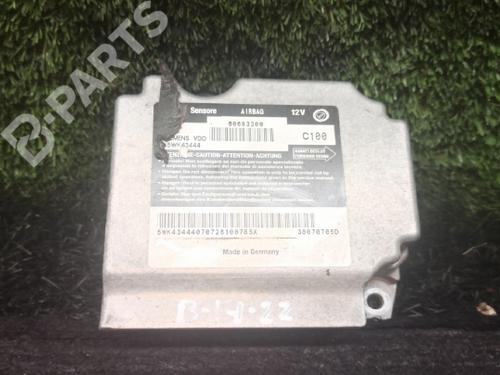 60683300 Calculateur Airbags GT (937_) 1.9 JTD (937CXN1B) (150 hp) [2003-2010] 937 A5.000 6196398
