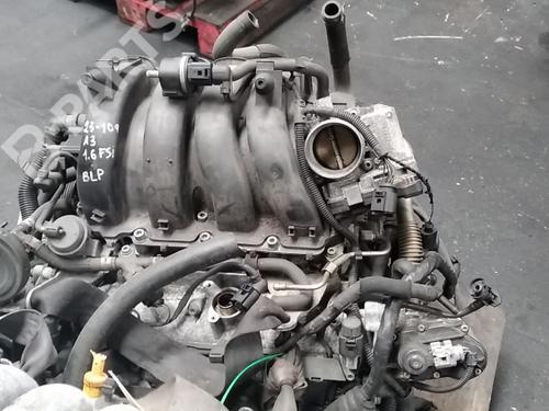 BLP Motor A3 Sportback (8PA) 1.6 FSI (115 hp) [2004-2007]  6208498