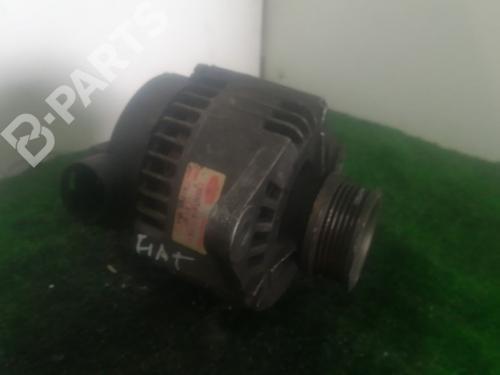 63321419 Alternador BRAVA (182_) 1.9 TD 100 S (182.BF) (100 hp) [1996-2001]  6225147