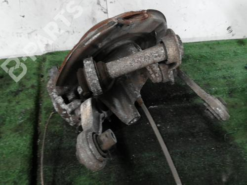 Højre hjullejehus spindel 5 (E39) 525 tds (143 hp) [1996-2003]  6229306
