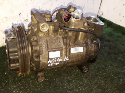 6SEU12C AC-Kompressor A4 (8E2, B6) 2.5 TDI (155 hp) [2001-2002]  6235953