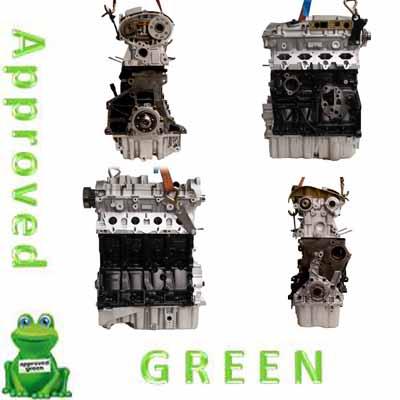Motor AUDI A3 (8P1) 2.0 TFSI AXX 12836