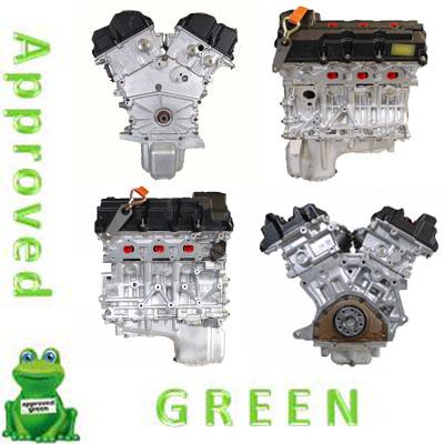Motor CHRYSLER 300 M (LR) 2.7 V6 24V EEO 12894