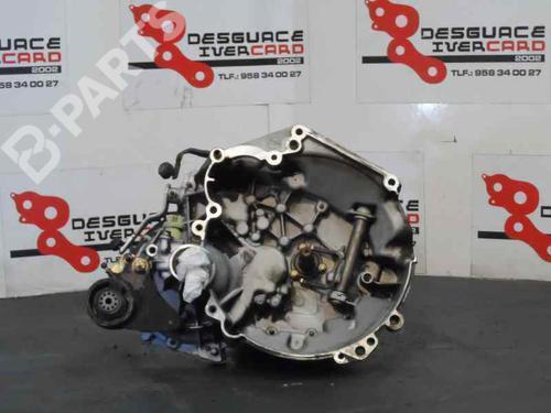 20CE51 Manual Gearbox SAXO (S0, S1) 1.1 X,SX (60 hp) [1996-2003] HDZ (TU1M) 198445