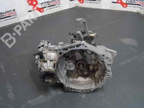 EKW Caixa velocidades manual CORDOBA (6K2) 1.9 TDI (110 hp) [1999-2002] ASV 196363
