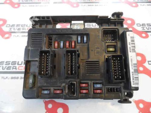 U118470003 L Elektronisk modul XSARA PICASSO (N68) 1.6 HDi (90 hp) [2005-2011] 9HX (DV6ATED4) 357927