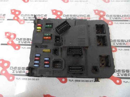 S118085220 F Elektronisk modul XSARA PICASSO (N68) 1.6 HDi (90 hp) [2005-2011] 9HX (DV6ATED4) 357937