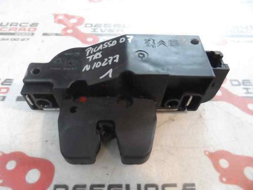 Bakluke lås XSARA PICASSO (N68) 1.6 (91 hp) [2002-2005] NFZ (TU5JP) 586666
