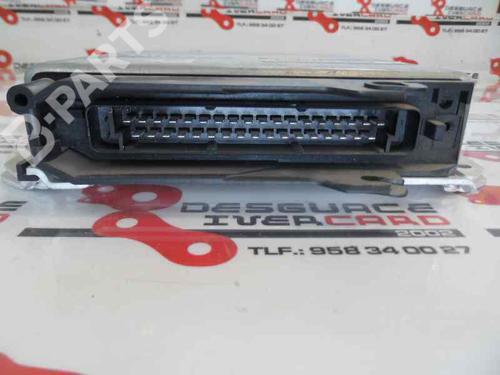 Centralina do motor BMW 5 (E39) 520 i 0 281 001 080  8410796