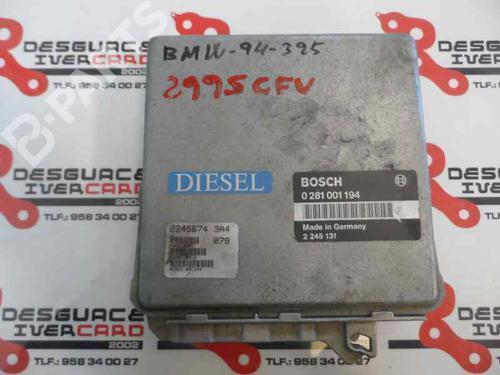 0 281 001 194 Centralina do motor 3 (E36)   200433