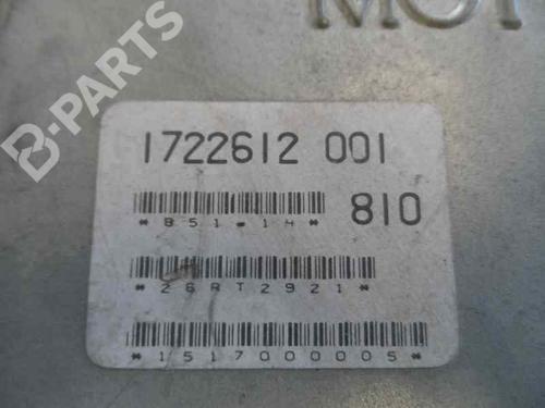 Centralina do motor BMW 5 (E34) 520 i 24V 0 261 200 178  8410828
