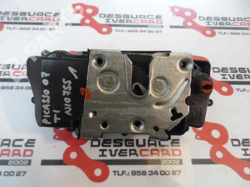 Venstre bak lås XSARA PICASSO (N68) 1.6 HDi (90 hp) [2005-2011] 9HX (DV6ATED4) 358527