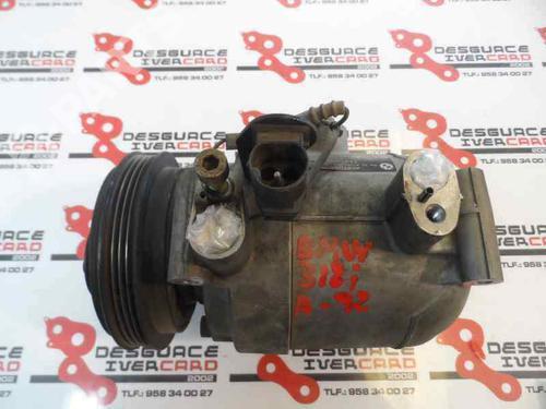 SS-148B4 Compressor A/C 3 (E36) 318 i (113 hp) [1990-1993] M40 B18 (184E1) 202225