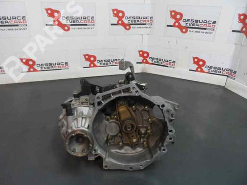 EKW Caixa velocidades manual CORDOBA (6K2) 1.9 TDI (110 hp) [1999-2002] ASV 203298