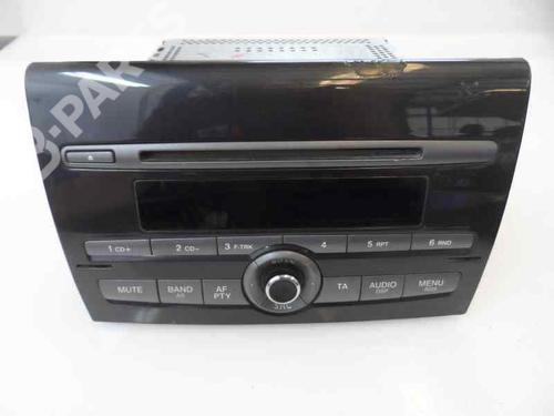 Auto-radio BRAVO II (198_) 1.9 D Multijet (198AXB1A) (120 hp) [2007-2014] 192 A8.000 355072