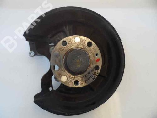 Venstre hjullagerhus spindel A3 (8P1) 1.9 TDI (105 hp) [2003-2010] BKC 355265