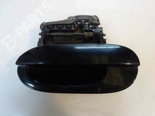 NEGRO METALIZADO Exterior door handle 5 (E39) 530 d (193 hp) [1998-2003] M57 D30 (306D1) 1623897