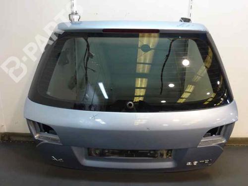 AZUL CLARO METALIZADO Heckklappe A4 Avant (8ED, B7) 2.0 TDI 16V (140 hp) [2004-2008] BRE 2581045