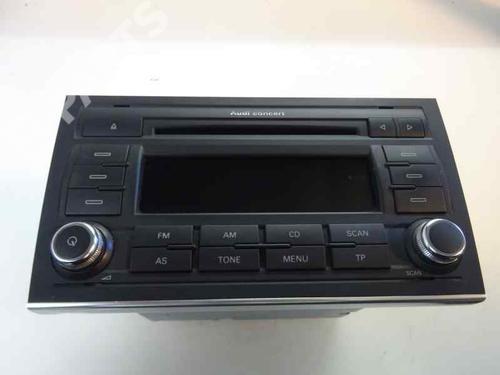 8E0 035 186 AK Auto-radio A4 (8EC, B7) 2.0 TDI 16V (140 hp) [2004-2008] BRE 2590806