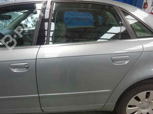 Tür links hinten A4 (8EC, B7) 2.0 TDI 16V (140 hp) [2004-2008] BLB 3491605