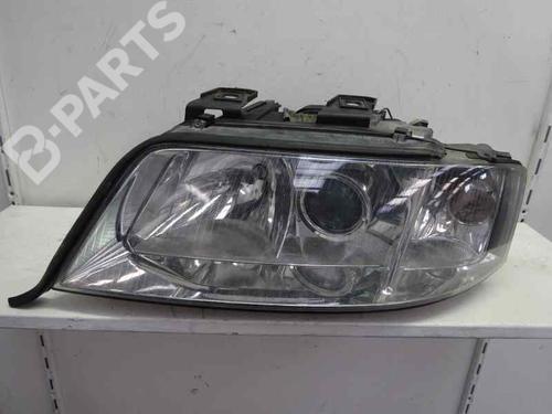 Left Headlight A6 (4B2, C5) 2.5 TDI (150 hp) [1997-2005] AFB 4706613