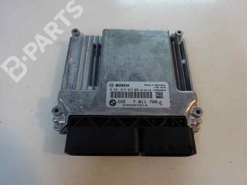 7 811 700-01 Engine Control Unit (ECU) 1 (E87) 118 d (143 hp) [2007-2011] N47 D20 A 4900628