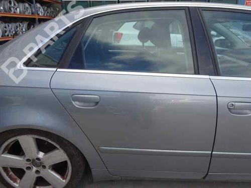 Tür rechts hinten A4 (8EC, B7) 2.0 TDI 16V (140 hp) [2004-2008] BRE 5766376