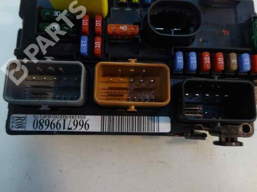 9667199680 Caixa de fusíveis DS3 1.6 HDi 90 (92 hp) [2009-2015] 9HP (DV6DTED) 6829363