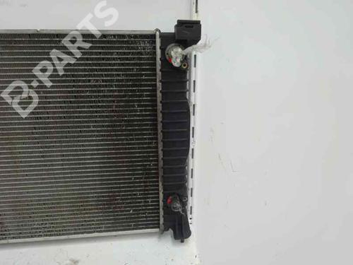 Radiador agua AUDI A4 Avant (8ED, B7) 2.0 TDI 8E0121251L 40722210