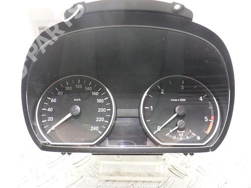Kombinert Instrument BMW 1 (E87) 116 d (116 hp) BMW: 918704602