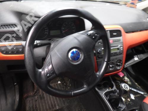 : LEDER SCHWARZ Volante GRANDE PUNTO (199_) 1.4 (199AXB11, 199AXB1A, 199BXB1A, 199AXL1A) (77 hp) [2005-2015] 350 A1.000 6711307