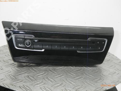 Autoradio BMW 2 Gran Tourer (F46) 218 d (150 hp) BMW: 61559371455