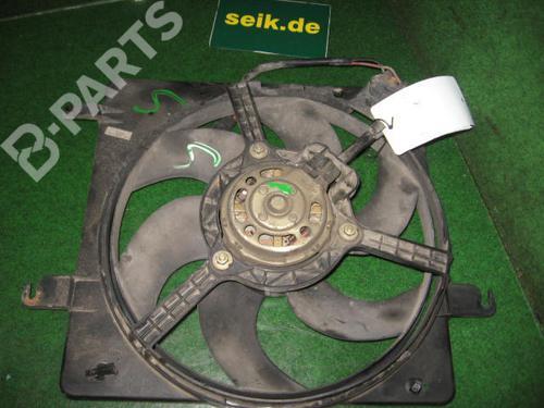 : MIT ZARGE Radiator Fan KA (RB_) 1.3 i (60 hp) [1996-2008]  984607