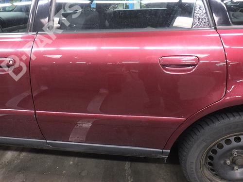 : AB 02/1999  NUR TÜRBLATT LB. KRATZER Porte arrière gauche A4 Avant (8D5, B5) 1.9 TDI (90 hp) [1996-2001] AHH 5211991