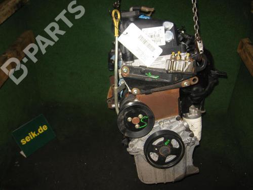 Engine KA (RB_) 1.3 i (60 hp) [1996-2008] BAA 300807