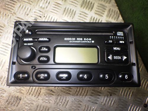 : YM21-18K876-KC Radio GALAXY (WGR) 1.9 TDI (115 hp) [2000-2006] AUY 6028111