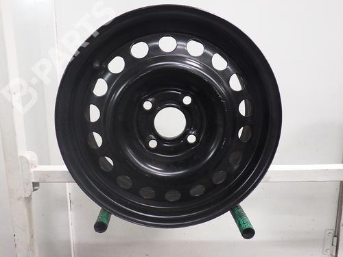 : 5 1/2 X 14 ET49 / LR Felg CORSA B (S93) 1.4 i (F08, F68, M68) (60 hp) [1993-2000]  6028131